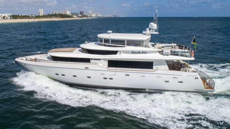 Main image of SIXTY SIX yacht