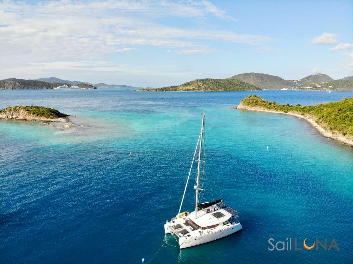 Luna My Bvi Yacht Charter