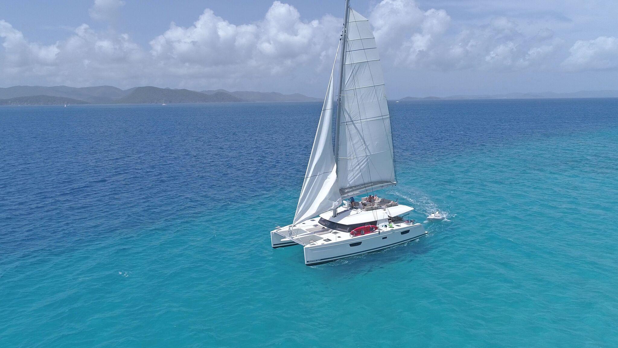 Main image of Dream Canouan yacht