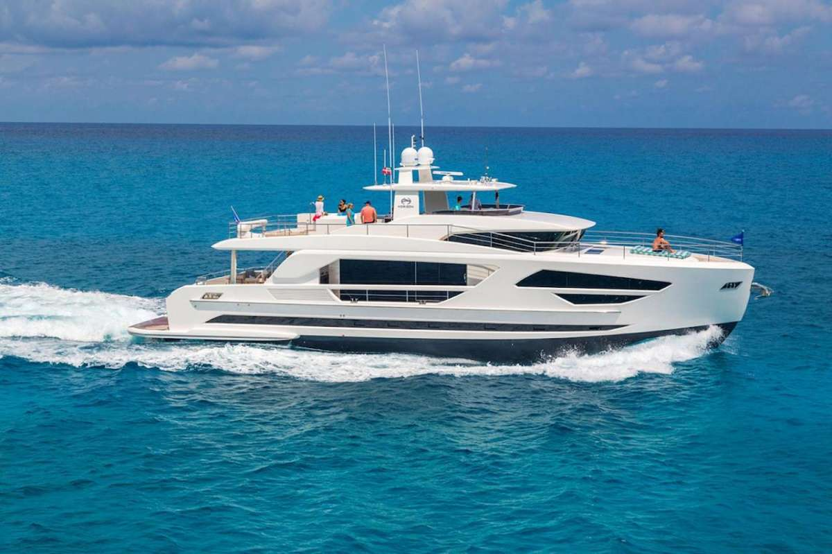 SEAGLASS 74 yacht main image