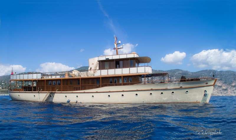 Main image of OVER THE RAINBOW yacht