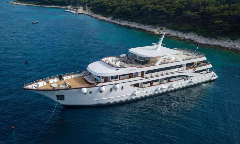 Main image of Cristal yacht