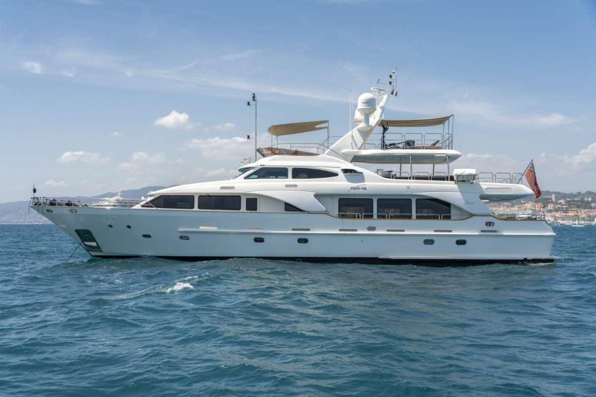 Main image of Quid Pro Quo yacht