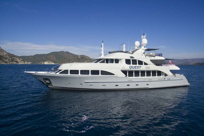 Main image of QUEST R yacht