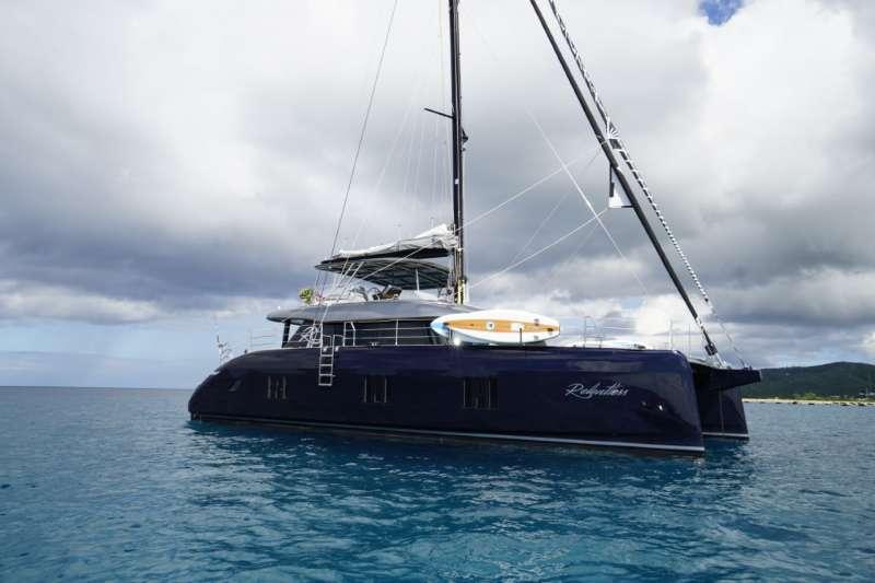 Main image of RELENTLESS 60 yacht