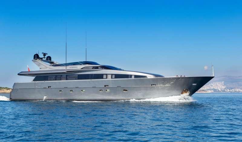 SUMMER FUN yacht main image