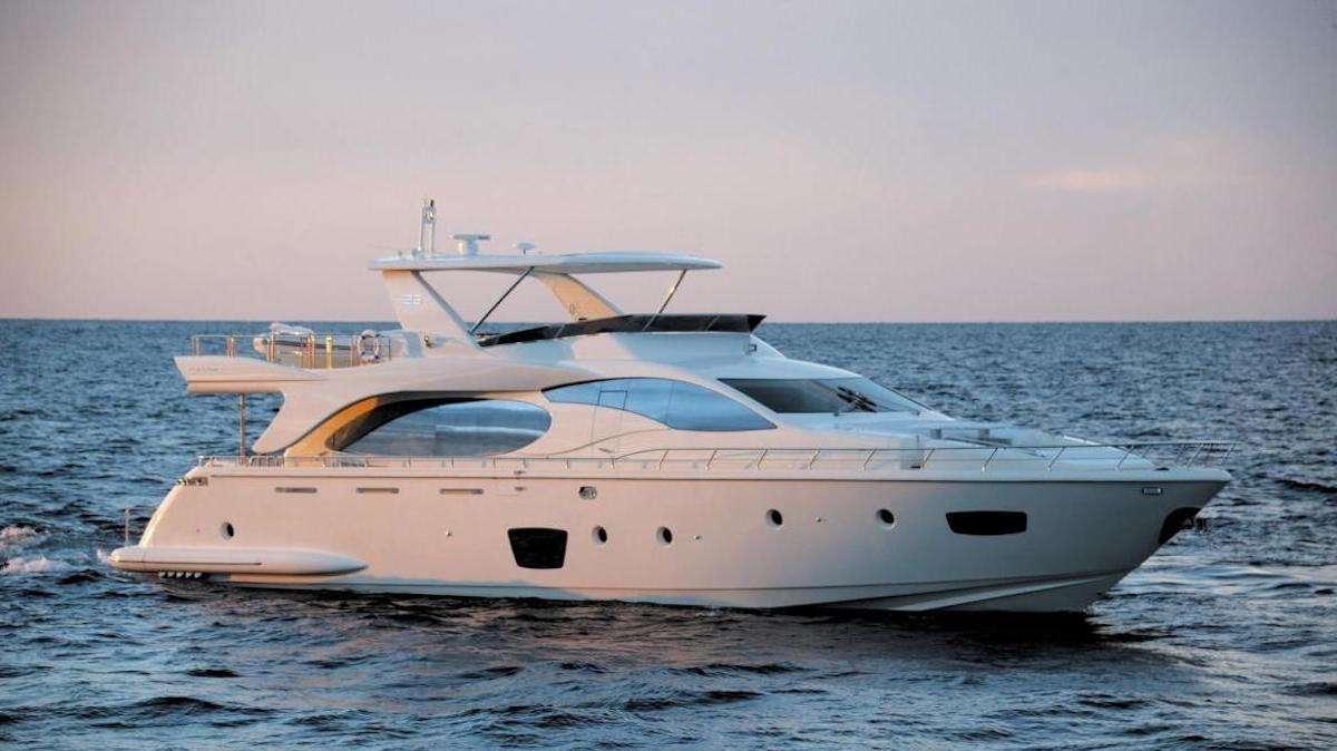 Main image of LA FENICE yacht