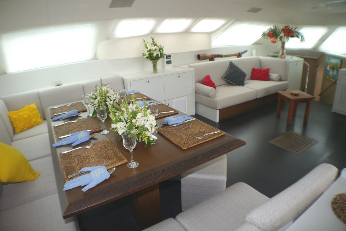 Image of FUERTE 3 yacht #12