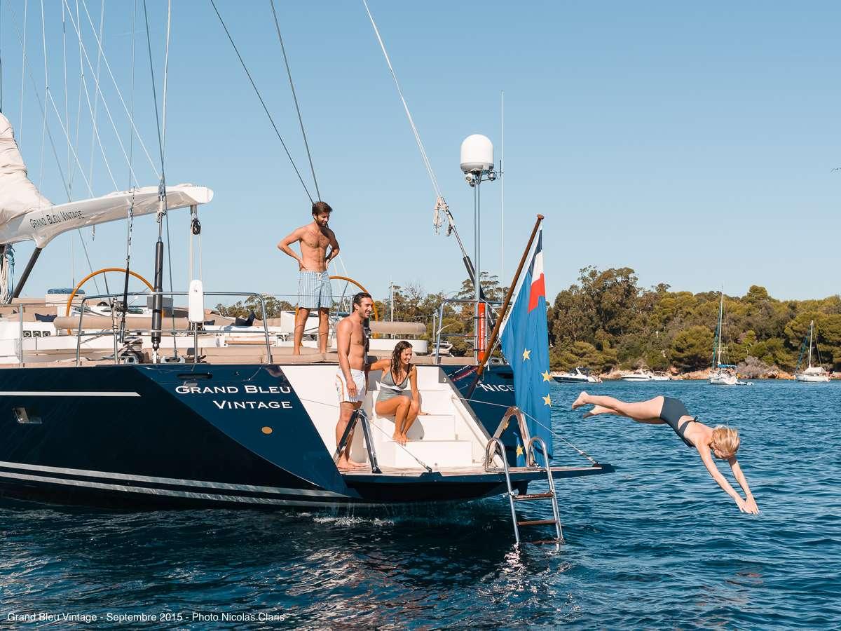 Image of GRAND BLEU VINTAGE yacht #15