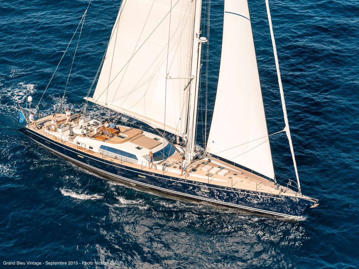 Image of GRAND BLEU VINTAGE yacht #2