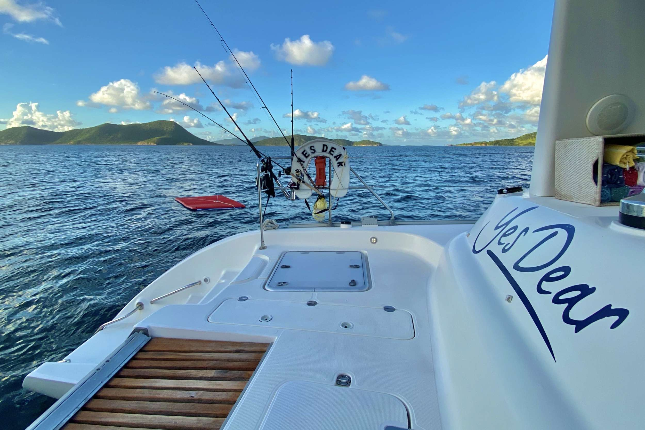 Image of YES DEAR yacht #13