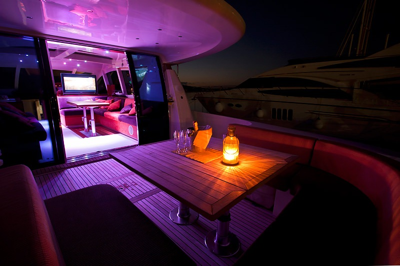 Image of SAURON yacht #3