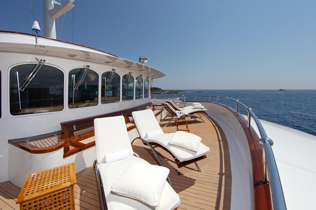 SHERAKHAN yacht image # 10