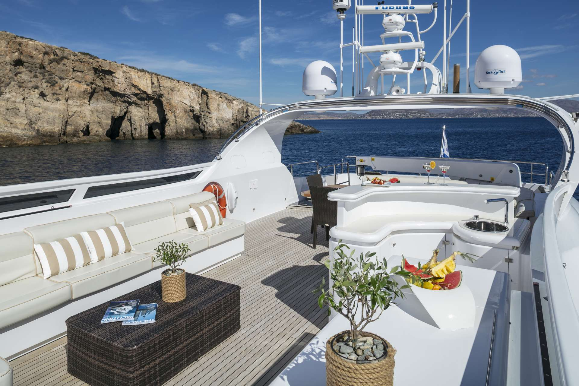PARIS A yacht image # 6