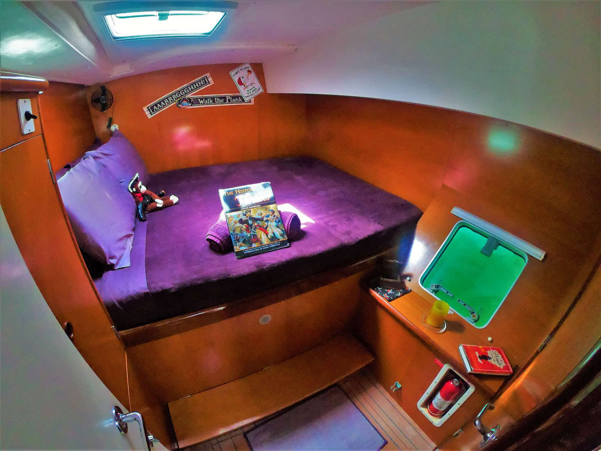 GUIDING LIGHT yacht image # 7