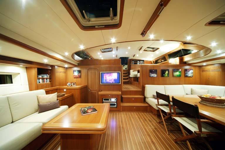 Image of DHARMA yacht #12