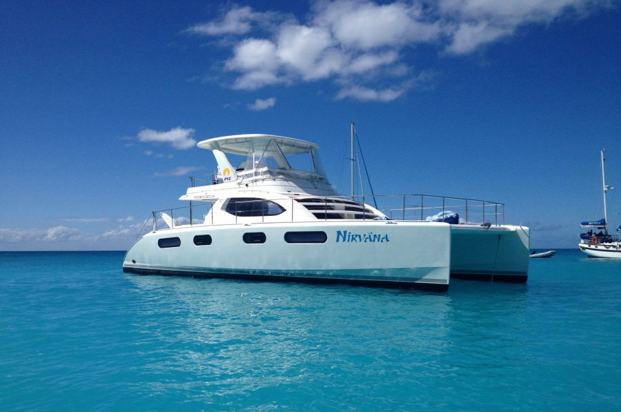 Image of NIRVANA (POWER CAT) yacht #15