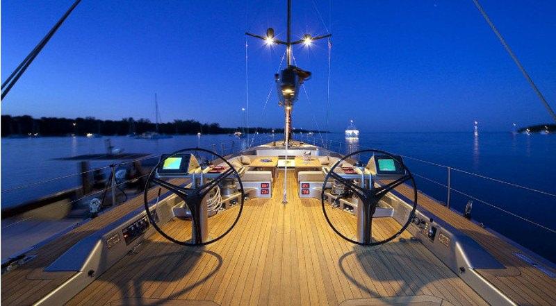 Image of DARK SHADOW yacht #10