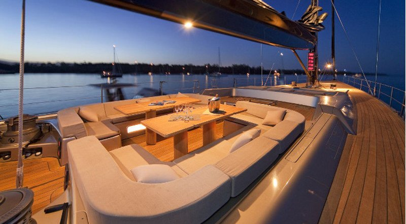 Image of DARK SHADOW yacht #12