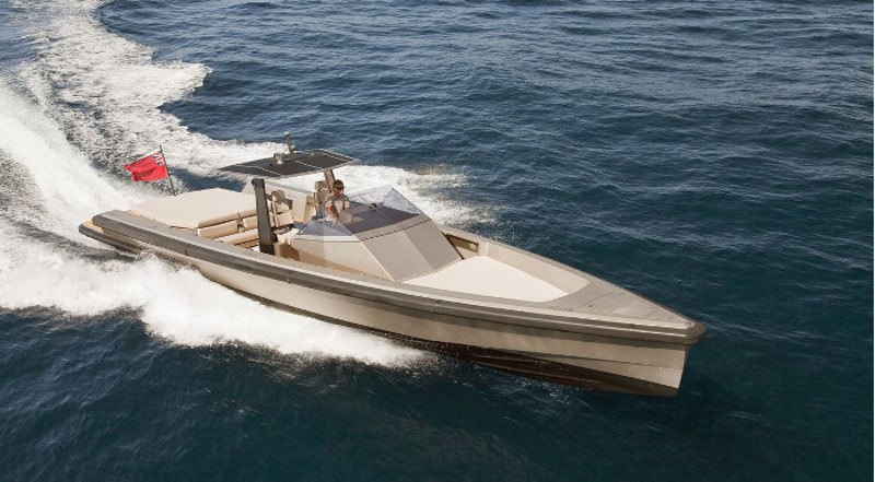 Image of DARK SHADOW yacht #14