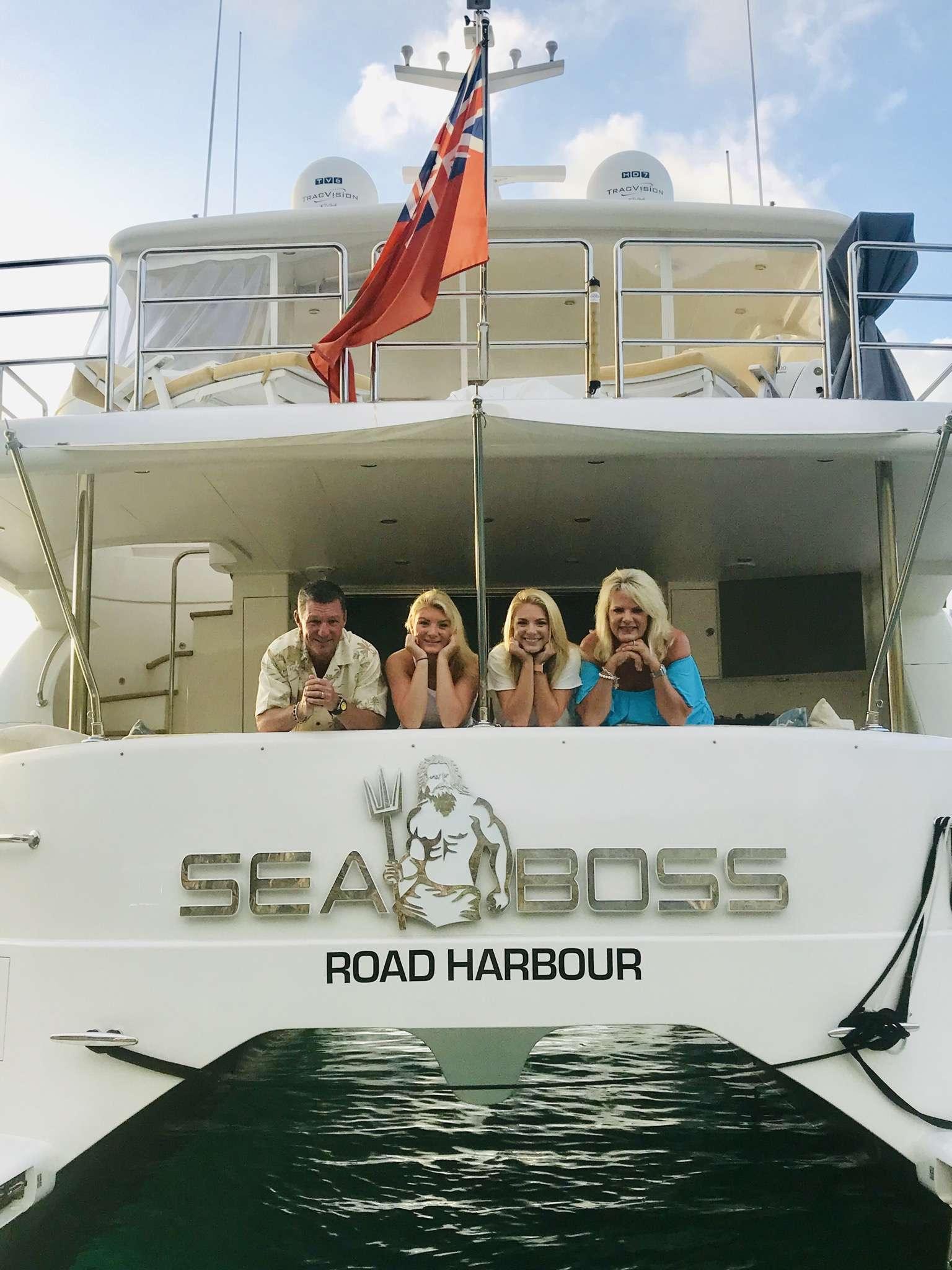 Image of SEA BOSS yacht #14
