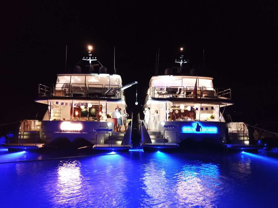 Image of SEA BOSS yacht #19
