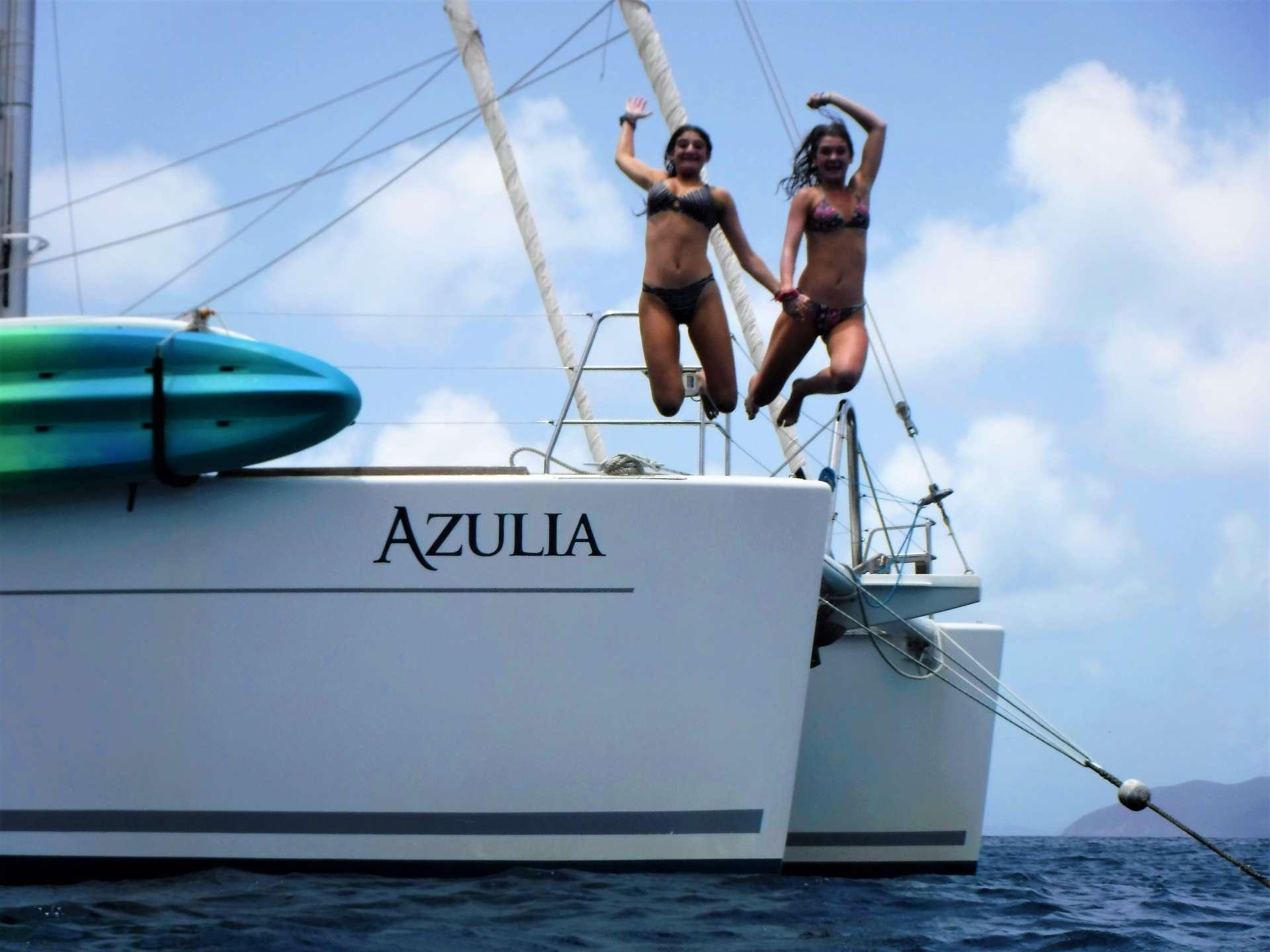 Image of AZULIA II yacht #14