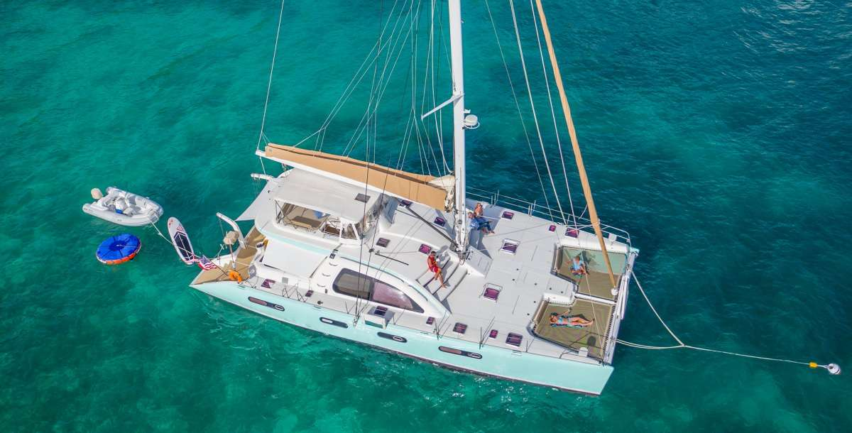 Image of GOOD VIBRATIONS L62 yacht #14