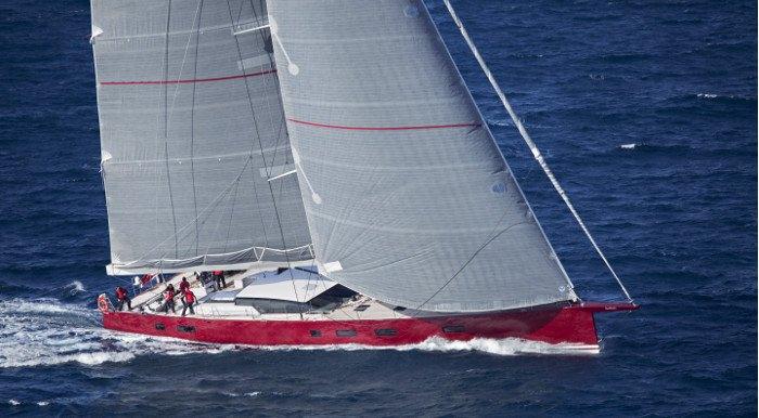 Image of NOMAD IV yacht #17