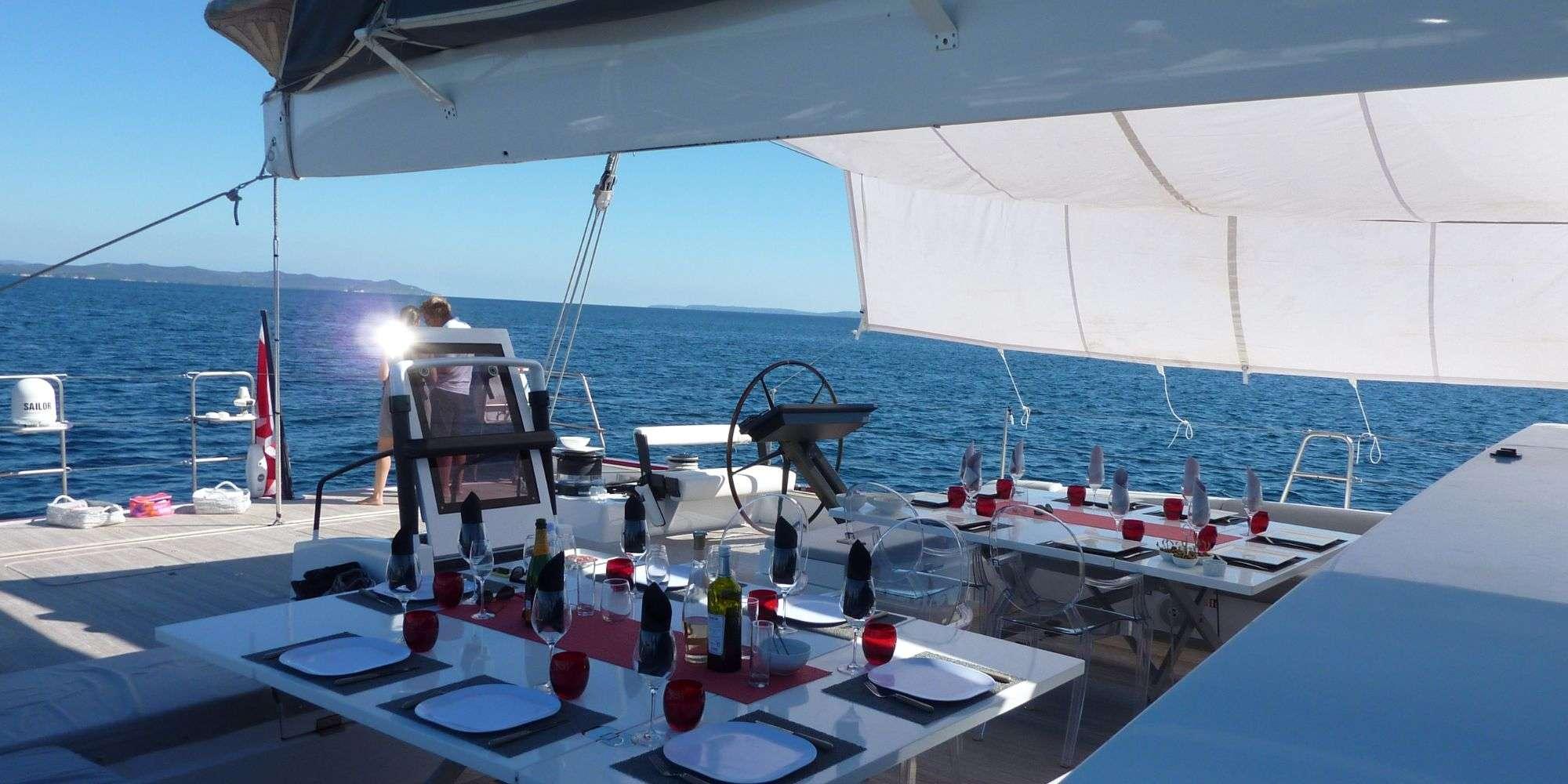Image of NOMAD IV yacht #5