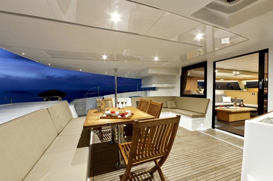 Image of ALIVE yacht #4