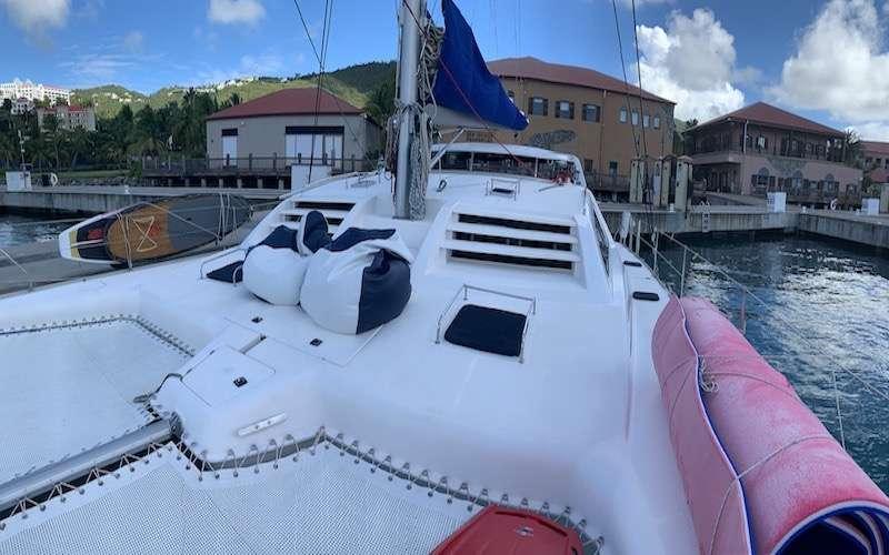 Catamaran Yacht NADIYA Private Charters And Vacations 4075