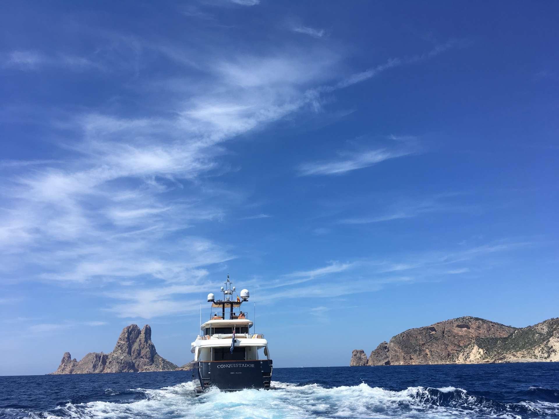Image of CONQUISTADOR yacht #18