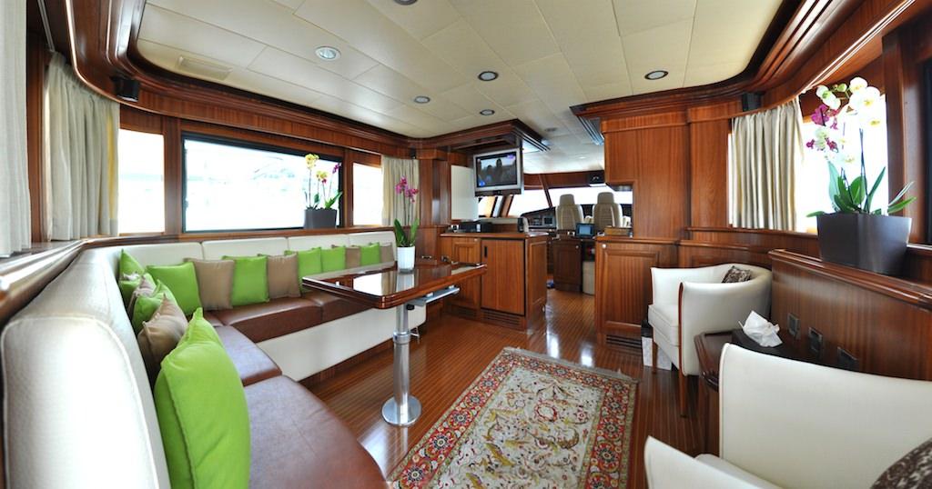 Image of CONQUISTADOR yacht #4