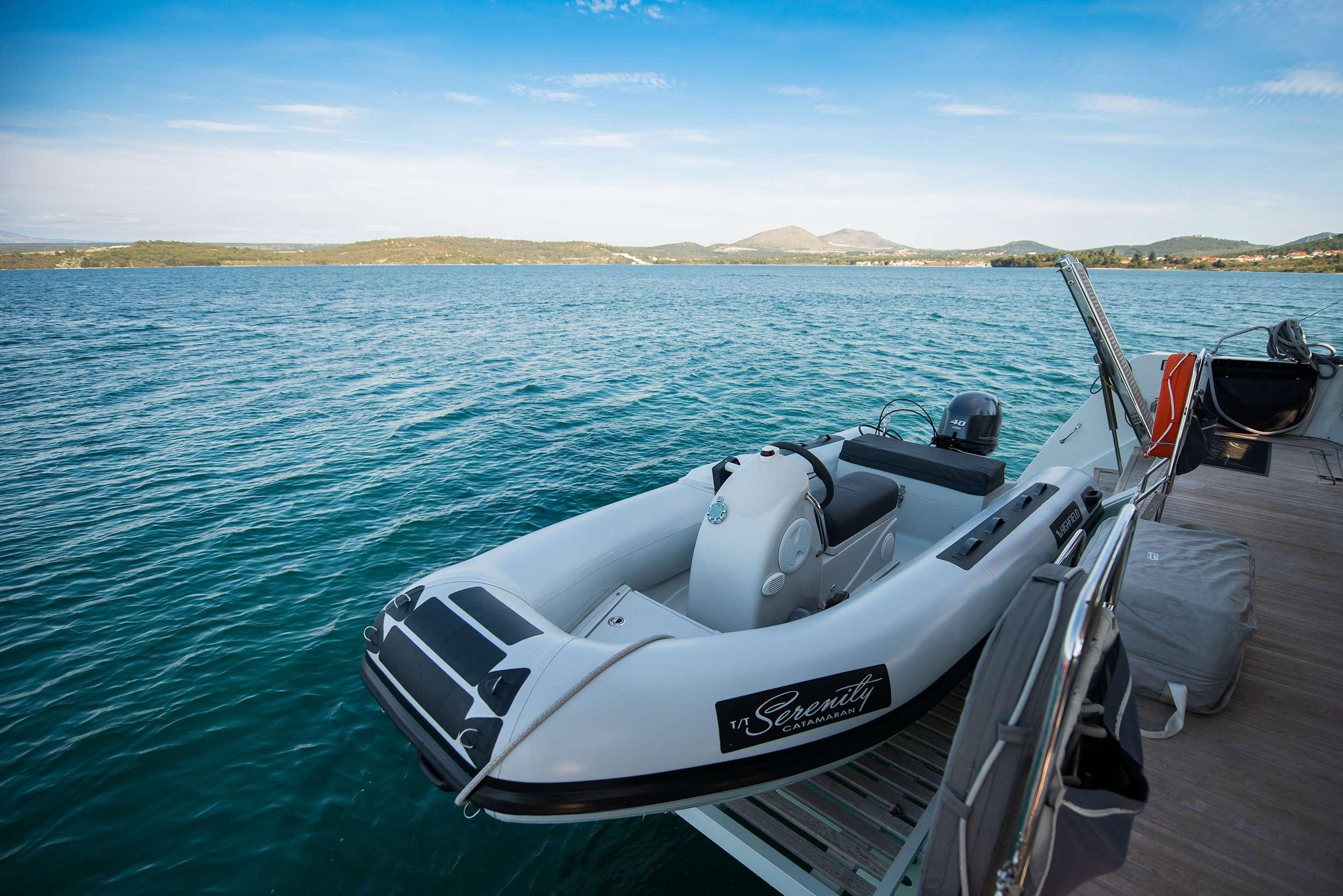 SERENITY yacht image # 16