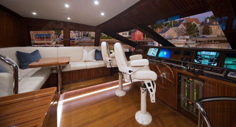 RENAISSANCE yacht image # 11