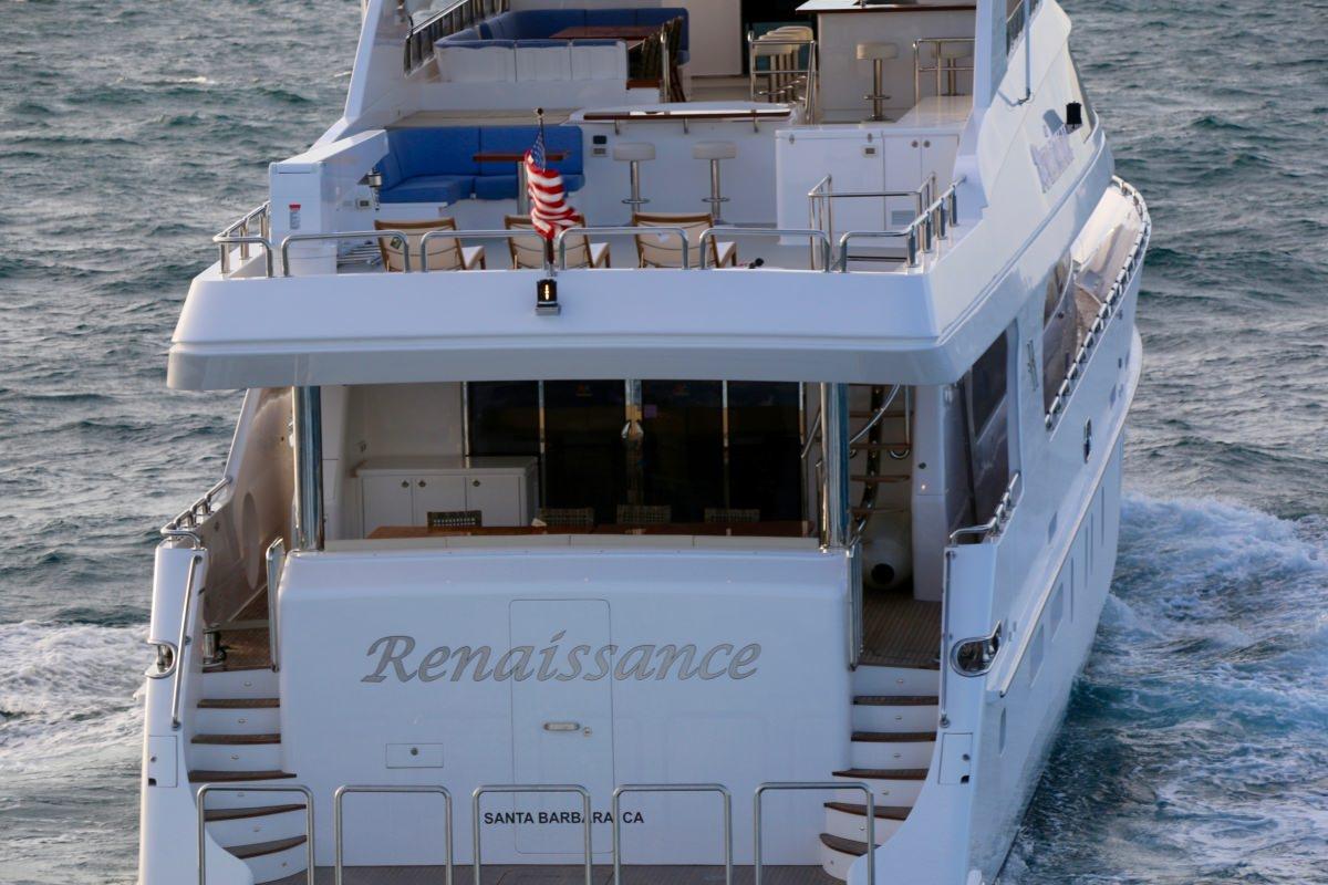 RENAISSANCE yacht image # 18