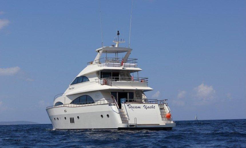 DREAM YACHT yacht image # 18