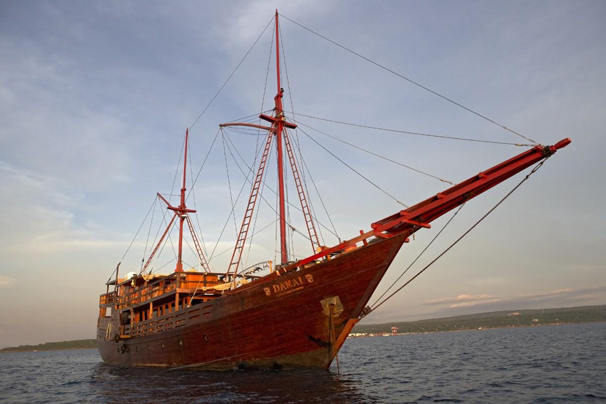 Main image of DAMAI yacht