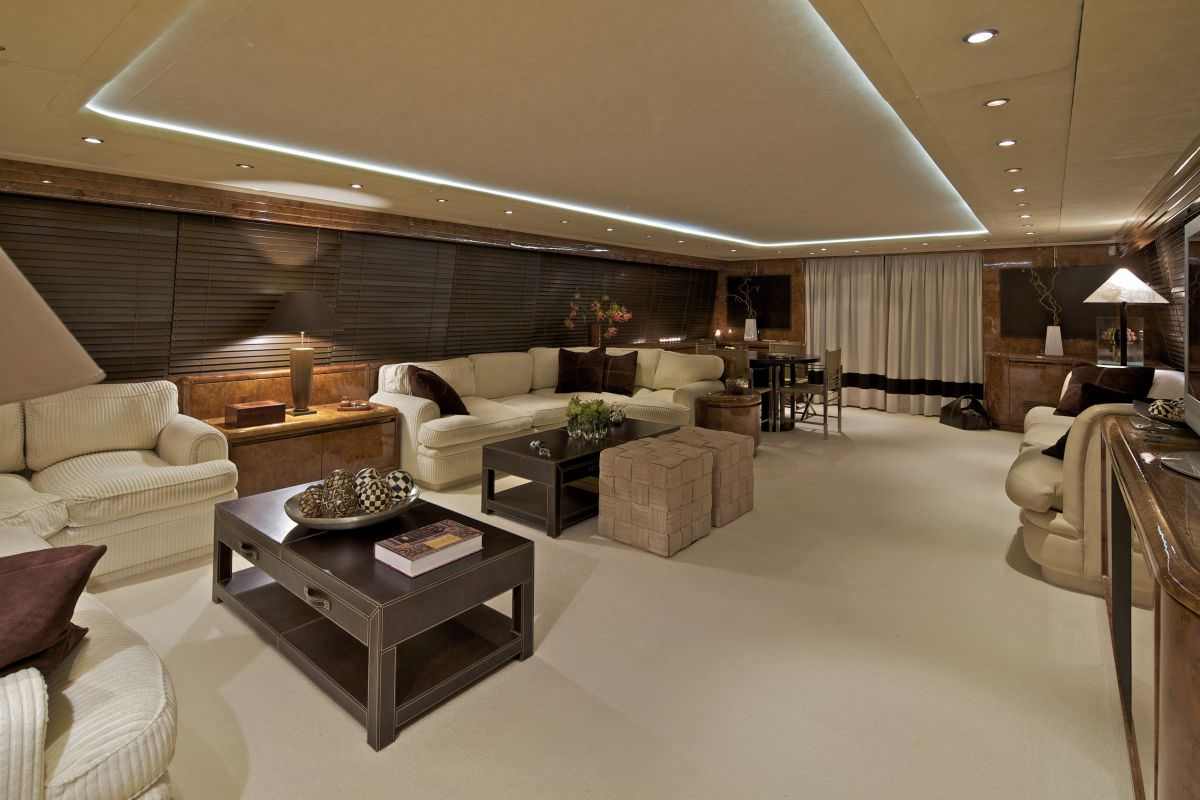 Image of OBSESION 120 yacht #10