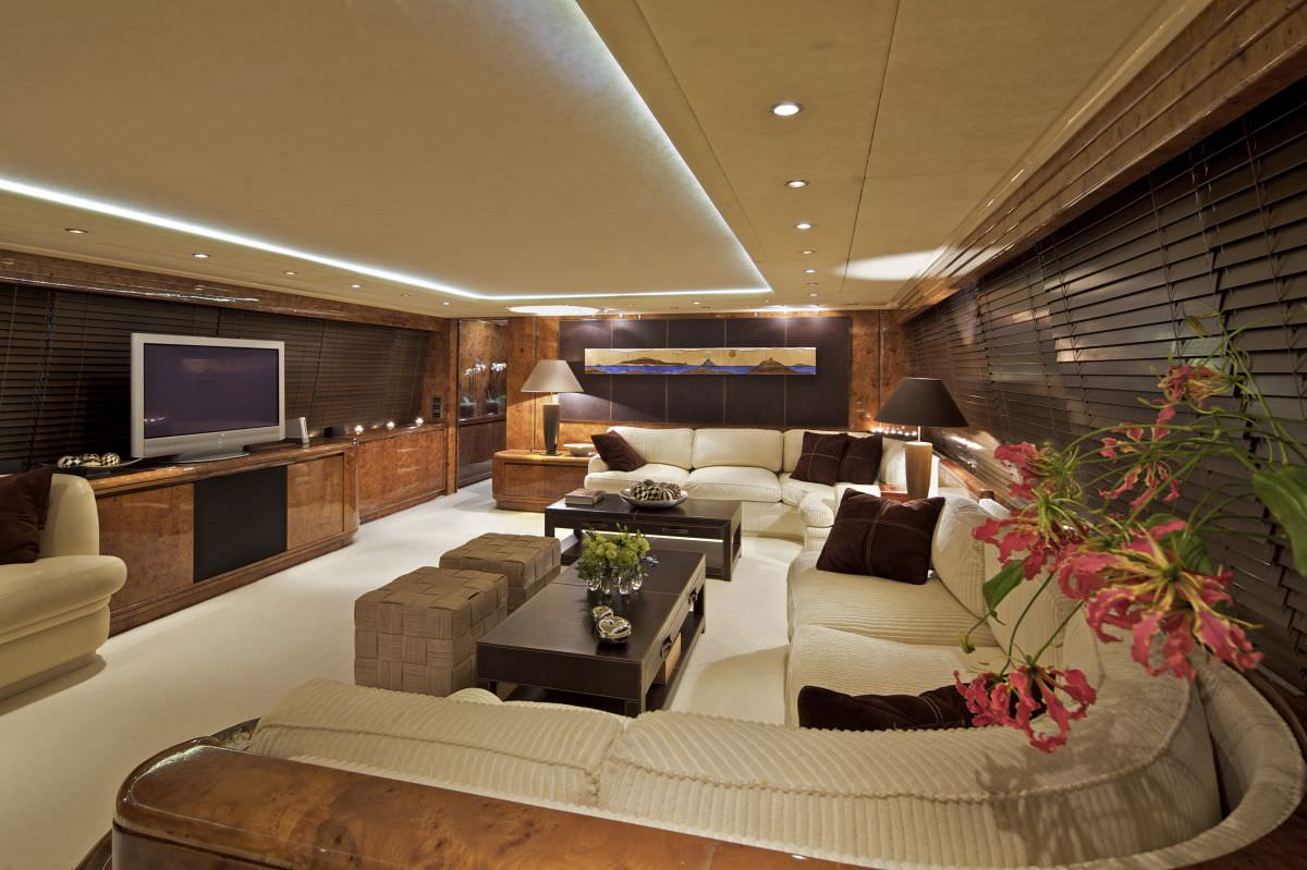 Image of OBSESION 120 yacht #11