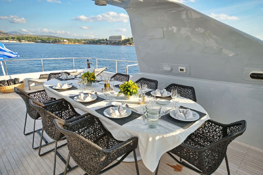 Image of OBSESION 120 yacht #14
