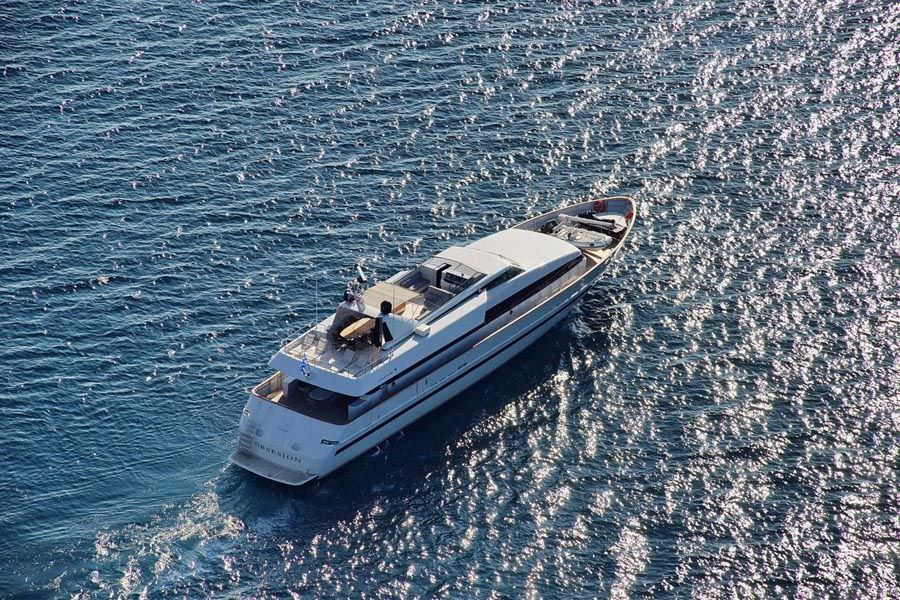 Image of OBSESION 120 yacht #17