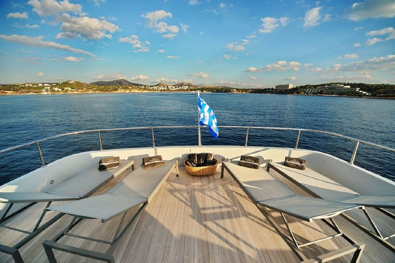 Image of OBSESION 120 yacht #5