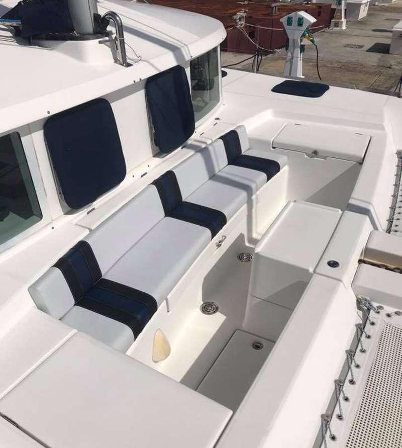 ALTITUDE ADJUSTMENT yacht image # 14