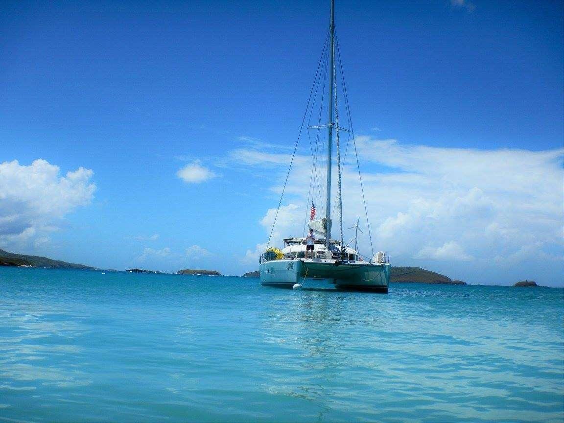 ALTITUDE ADJUSTMENT yacht image # 17