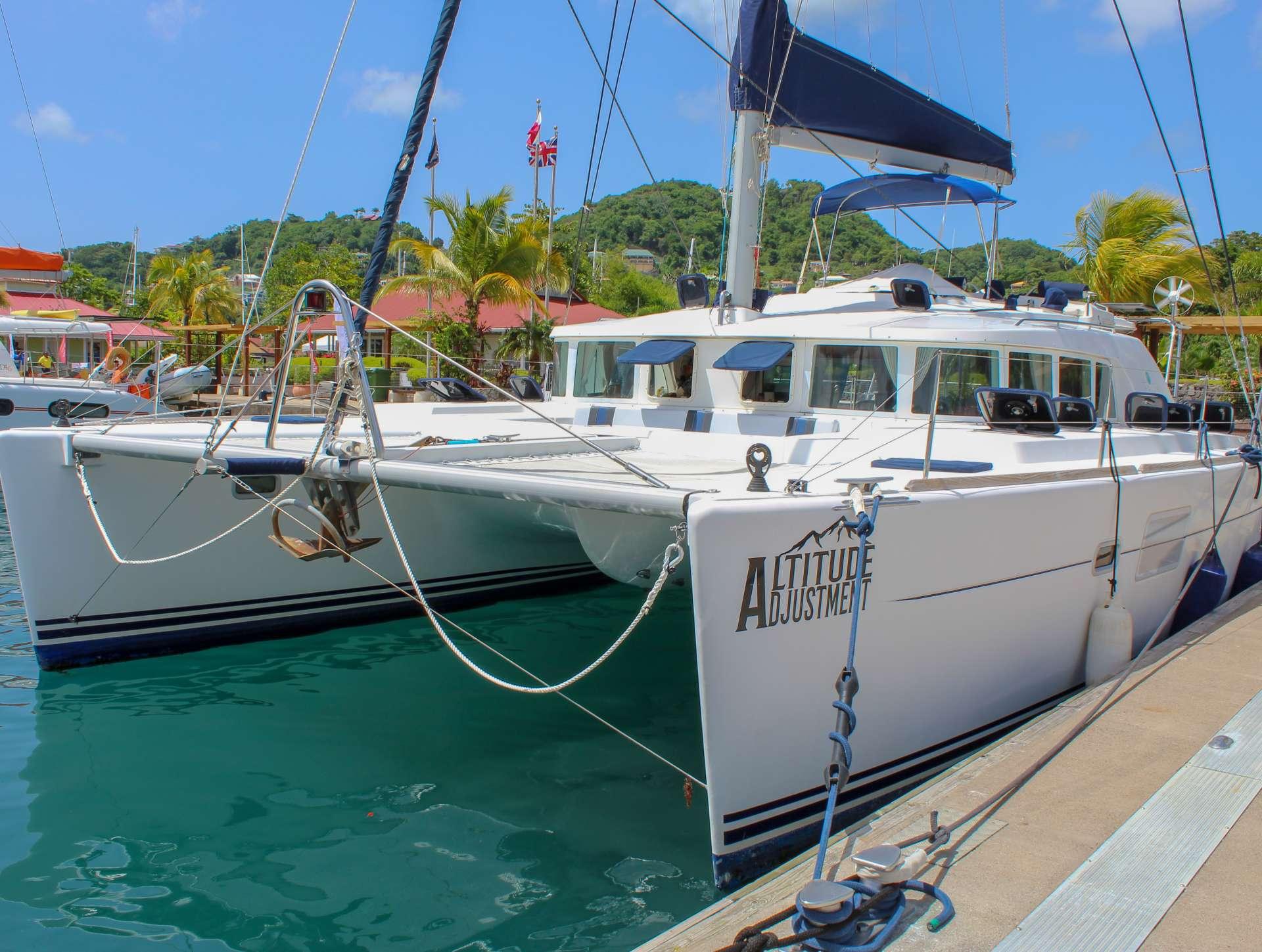 ALTITUDE ADJUSTMENT yacht image # 18