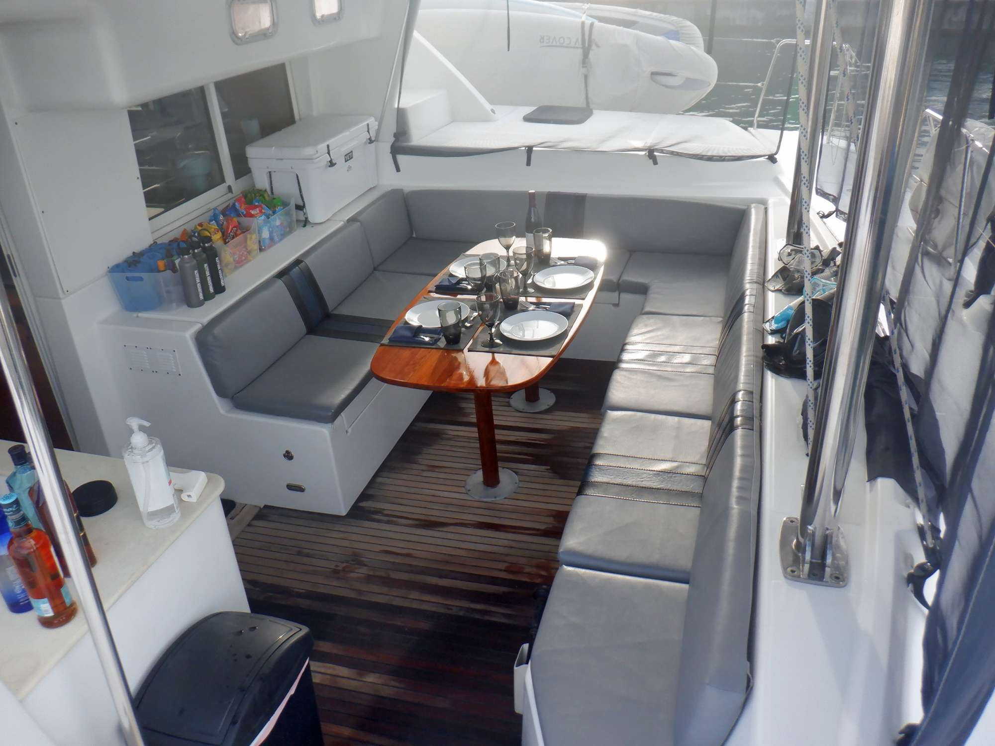 ALTITUDE ADJUSTMENT yacht image # 3