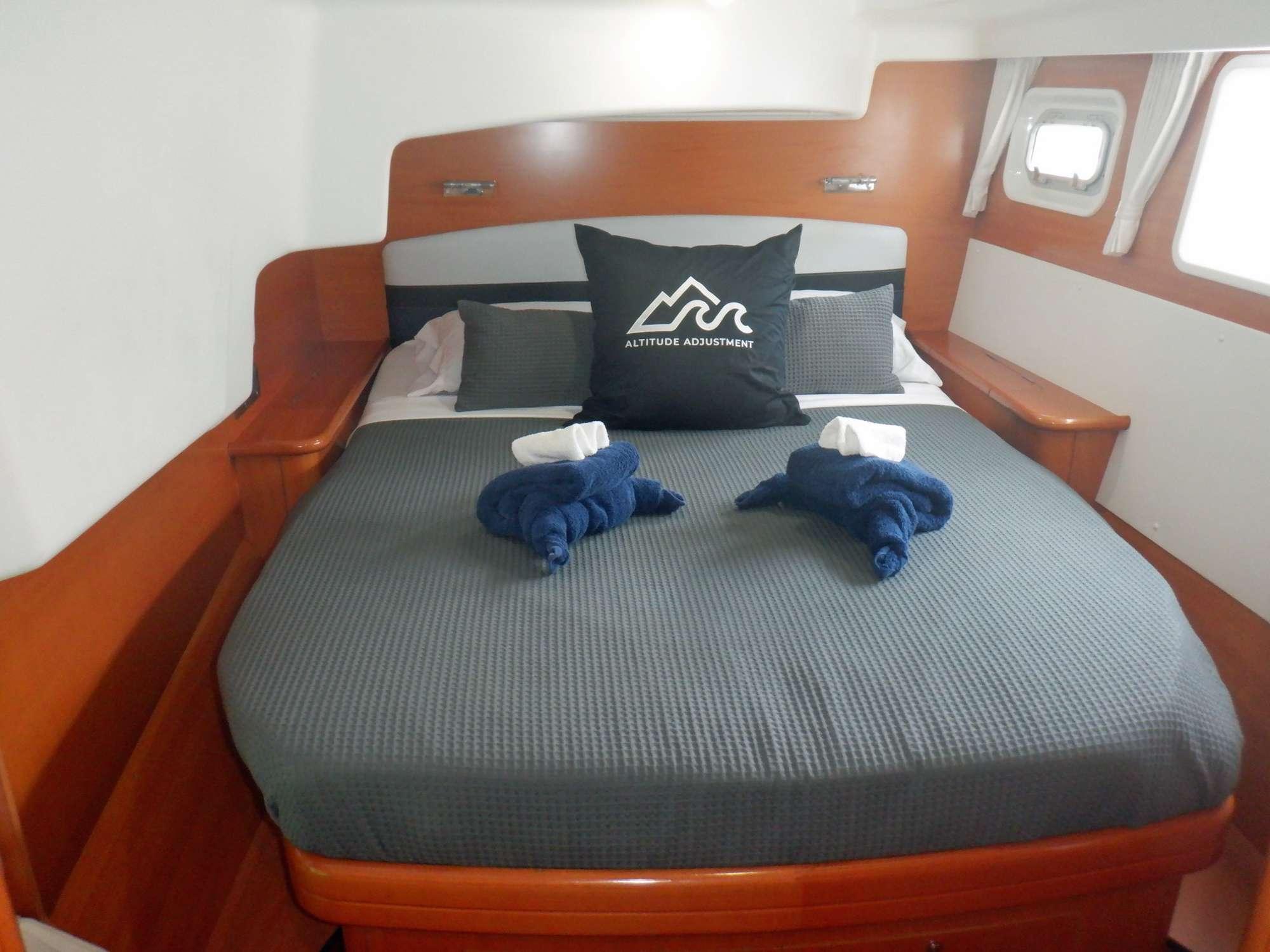 ALTITUDE ADJUSTMENT yacht image # 6