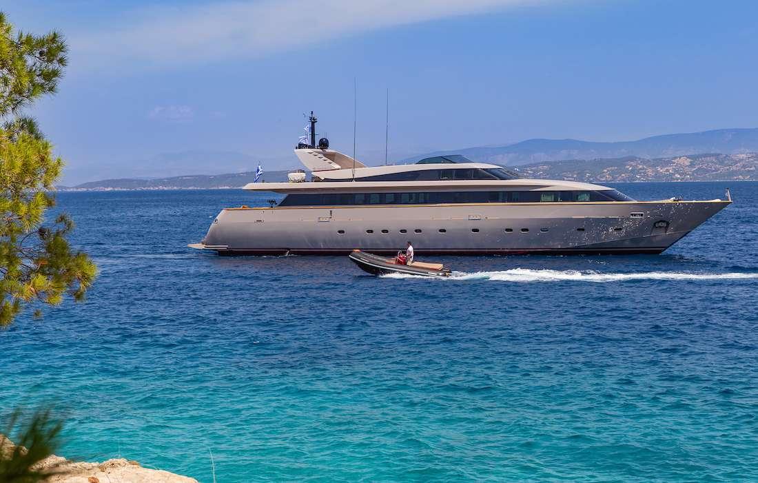 Image of CHRISTINA V yacht #8